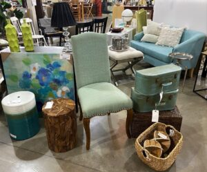 Springtime Furniture and Decor Inspiration
