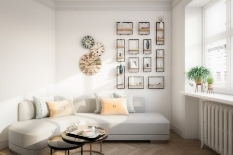Tips to Maximize a Small Living Space