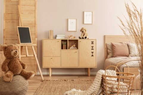 Decorating a Kid's Bedroom to Grow with Them